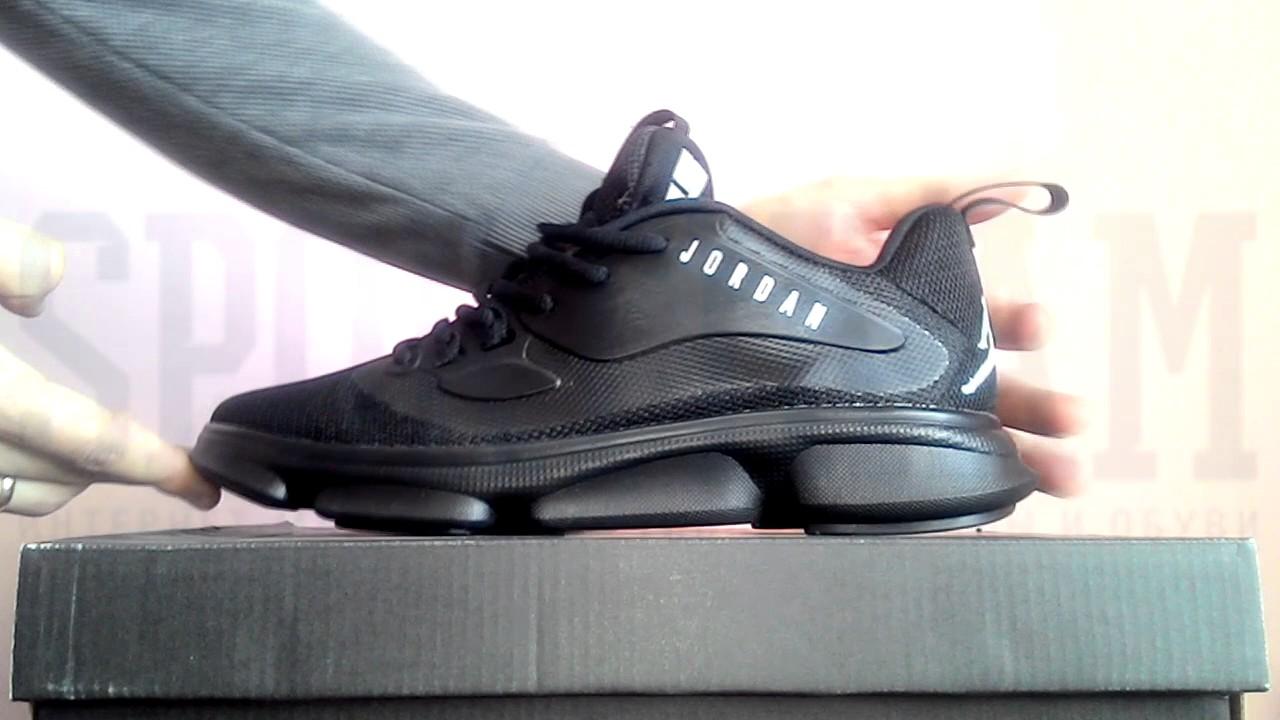 Баскетбольные кроссовки Jordan Impact TR 854290-010 - YouTube 8add218970c