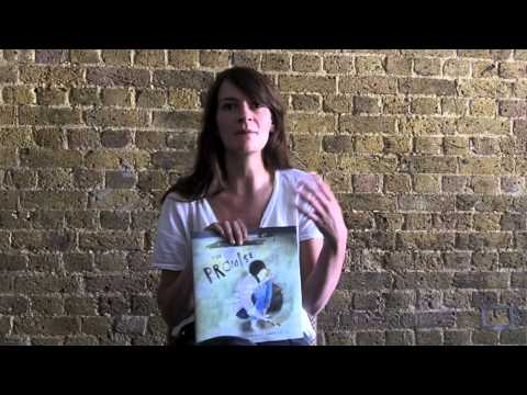 Laura Carlin talks about illustrating The Promise by Nicola Davies