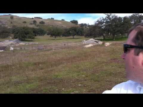 Santa Ysabel Open Space Preserve West -- No peaks, but a beautiful hike