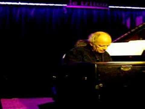 Elton Dean live on keyboards