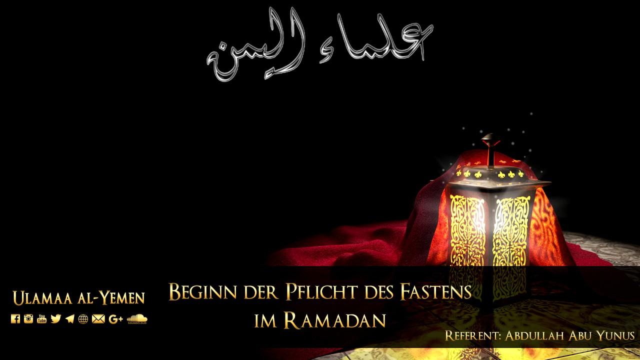 Wünsche Zum Ramadan Beginn