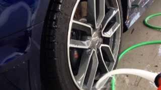 Lackveredelung Audi S3 Ceramic Protectet Thumbnail
