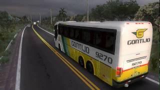 OMSI - Der Omnibussimulator - Busscar Jumbus 340 Scania K113TL Gontijo {{{Brasil Viagem}}}