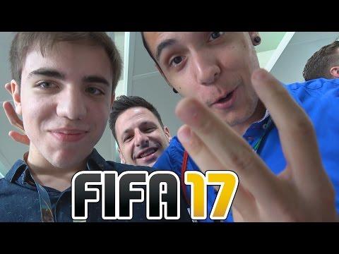 FIFA 17: REACCIÓN JUGANDO PARTIDO!! GAMEPLAY REACTION PC, PS4 Xbox One