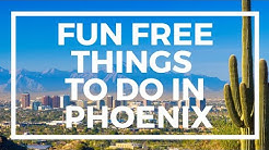 Fun Free Things To Do In Phoenix