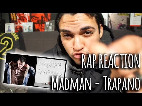 RAP REACTION • Madman - Trapano • Rizzo