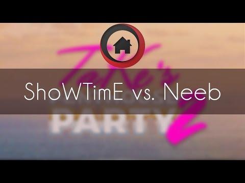 ShoWTimE vs. Neeb - PvP - TaKeTV's Penthouse Party 2 Day#4