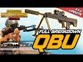 NEW GUN - QBU88 - Powerbang Review - PUBG Mobile Update