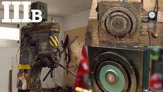 🔥 1950 Drill Milling Machine Restoration | Part III B 🔥