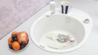Кварц Гранит Полимер: Кухонные моики EWIGSTEIN