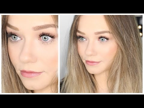Everyday Makeup  Tutorial For Pale Skin | Chatty GRWM | Beauty.Life.Michelle