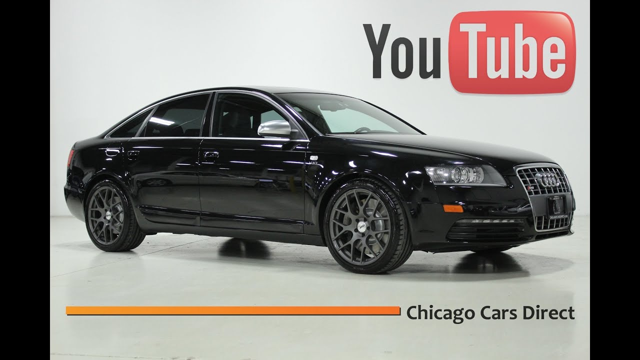 Chicago Cars Direct Presents a 2007 Audi S6 Quattro. Brilliant Black on 07 dodge 3500 black, 07 acura mdx black, 07 chevy malibu black, 07 dodge charger black, 07 jeep compass black, 07 hummer h2 black, 07 dodge nitro black, 07 chevy avalanche black, 07 ford fusion black, 07 honda accord black, 07 cadillac srx black,