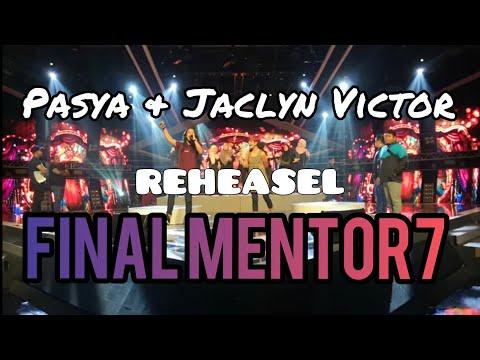 PASYA & JACLYN VICTOR reheasel Mentor7