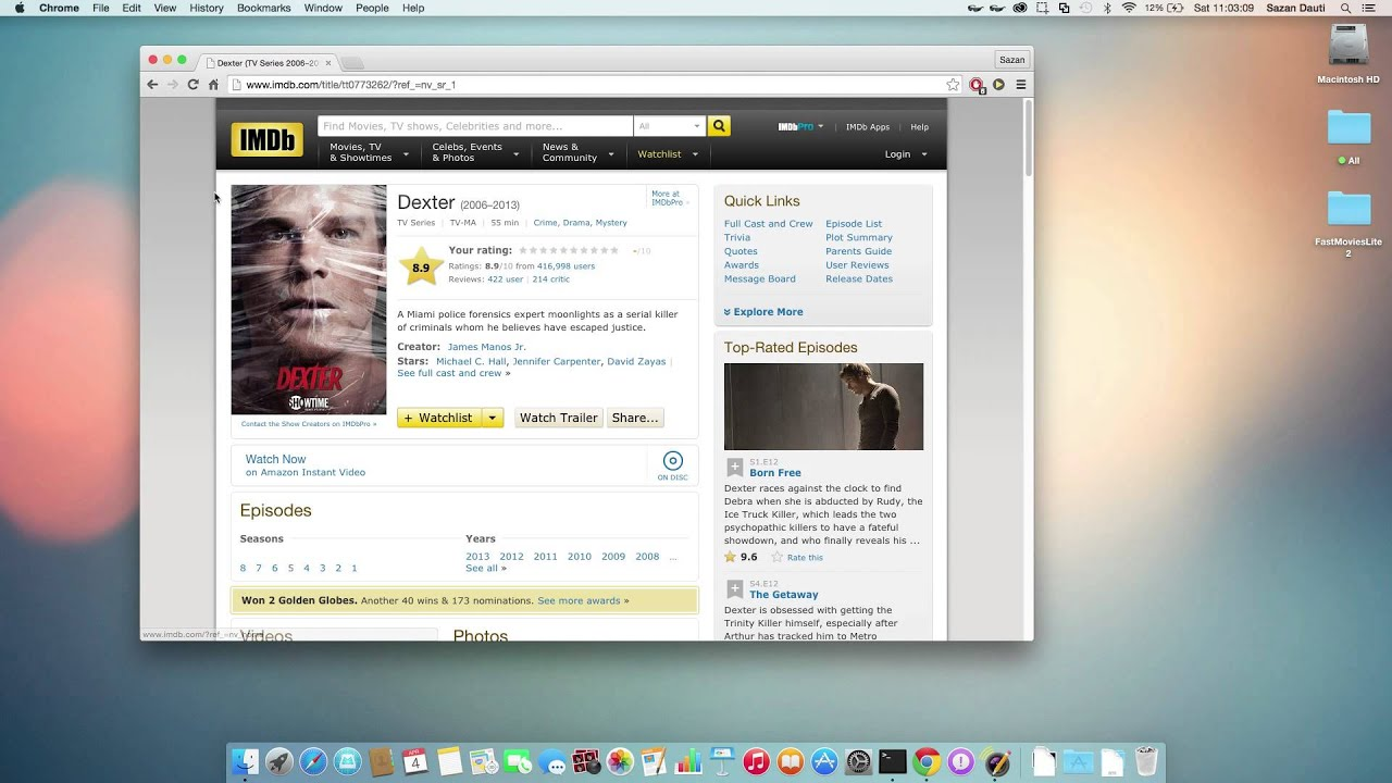 How to) Watch free movies and tv shows on IMDb - YouTube