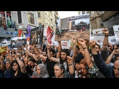 تركيا: شخصيات أساسية في -حراك غازي- المعارض لأردوغان تمثل للمحاكمة  - نشر قبل 46 دقيقة