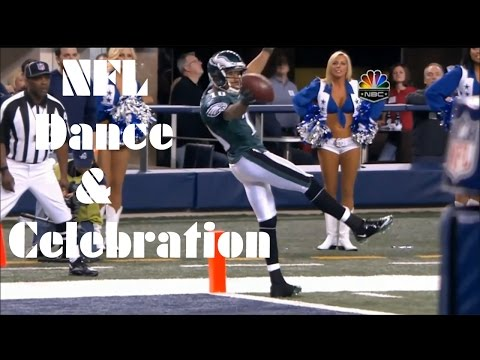 NFL dance celebrations Compilation 2014