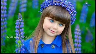 Download lagu Top 10 Most Unique Features And Beautiful Kids In The World