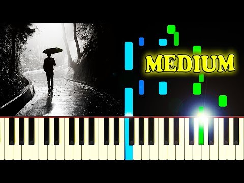 Sad Music: Mad World - Piano Tutorial