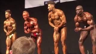 Natural Bodybuilding GNBF DM 2017-Чемпионат Германии по натуральному бодибилдингу 2017