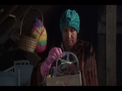 Christmas Vacation Attic.National Lampoon S Christmas Vacation Sound Re Edit