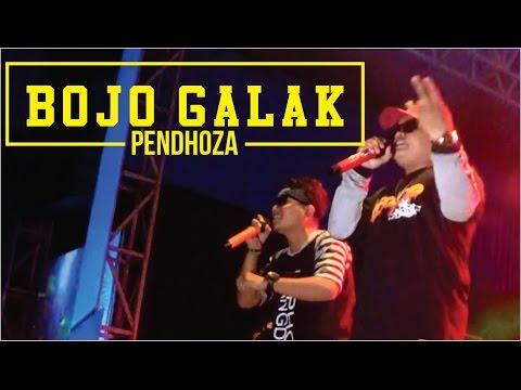 PENDHOZA - BOJO GALAK (Live at Baktiphoria 2017)
