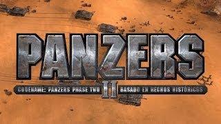"""JUGANDO Panzers 2 - """"Presentación y Batalla en el Desierto"""""""