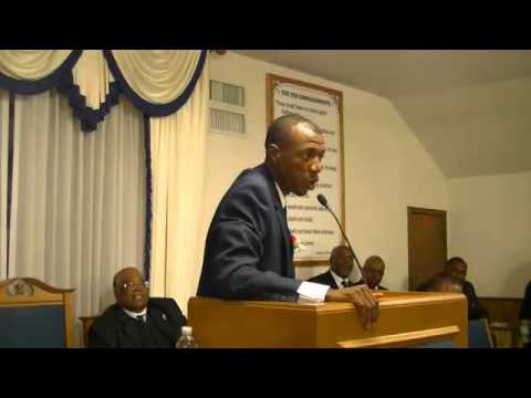 1st Year Appreciation Service for Pastor Sylvester