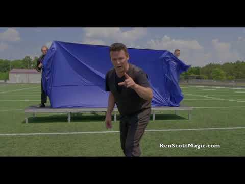 Ken Scott Magic & Music