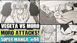 MORO VS VEGETA! Moro Revealed On Namek! Dragon Ball Super Manga Chapter 44 LEAKS!