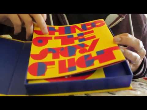 SHINee 샤이니 6th Studio Album The Story Of Light EP.2 Unboxing (Russia)