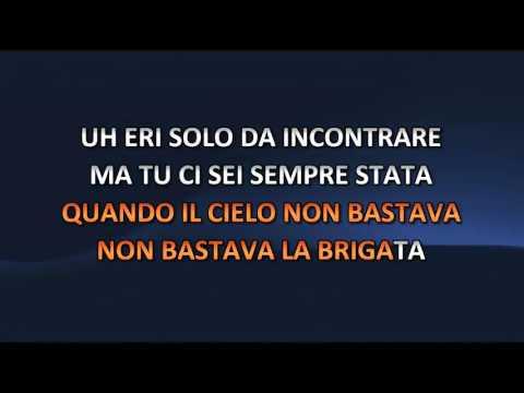 Ligabue - Ci Sei Sempre Stata (Video karaoke)