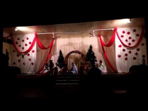 CHRISTMAS MUSICAL DRAMA(voice and dance for JESUS)-Belia St.Maria Ratu Bangkahak