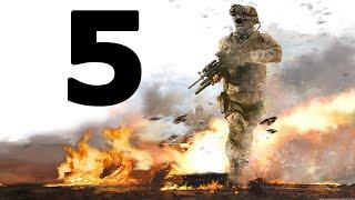 Call of Duty: Modern Warfare 2 Walkthrough Part 5 - No Commentary Playthrough (PC/Xbox 360/PS3)