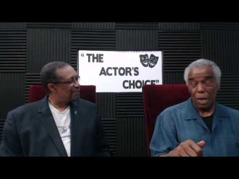The Actor's Choice - Robert Hooks 6-20-16