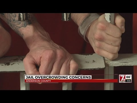 Anderson County Jail overcrowded