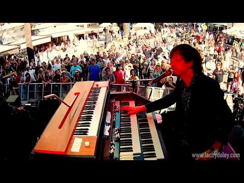 Stop Listening To The Blues - The Lachy Doley Group - LIVE at BLUES ON BROADBEACH 2016