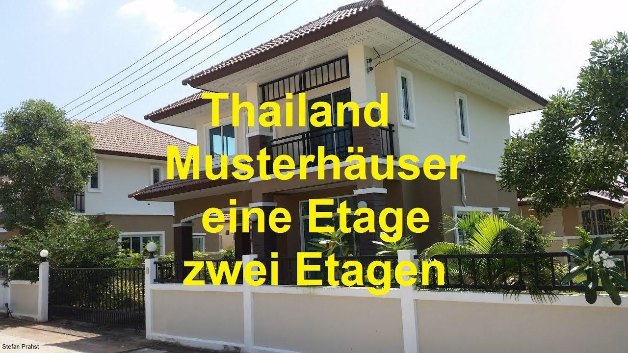 Haus In Thailand Musterhäuser Zum Ansehen Und Beziehen Muang Pon