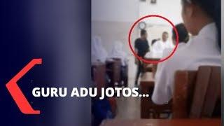 Download Viral 2 Guru Berkelahi Depan Kelas di Medan