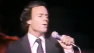 Julio Iglesias - I will wait for you (Les Parapluies de Cherbourg)  LIVE