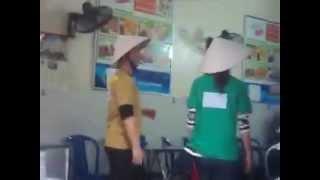 [Fancam] Monday Couple In Vietnam sweet moment kang gary - song jihyo