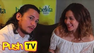 Push TV: What Yael Yuzon received from Karylle last Valentine's Day