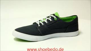 online store 899ee 557f7 DC Shoes Bristol Canvas Dark Shadow Soft Lime 303113