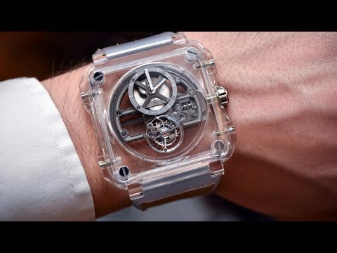 5 Cool And Unique Mens Watches You Must See