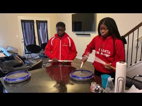 Random Snare Drum Solos from Atlanta Drum Academy