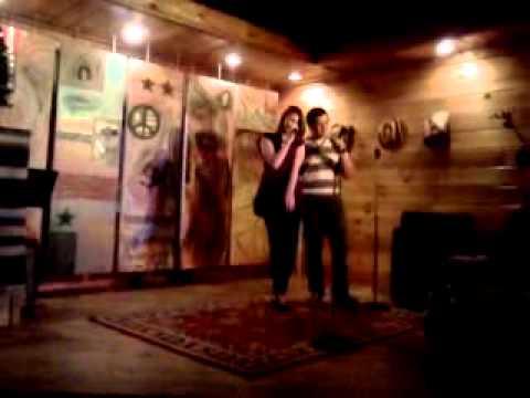 Karaoke night! Lol