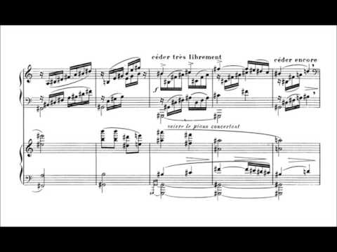Francis Poulenc - Piano Concerto FP. 146 (4 MILLION VIEWS FINALE)