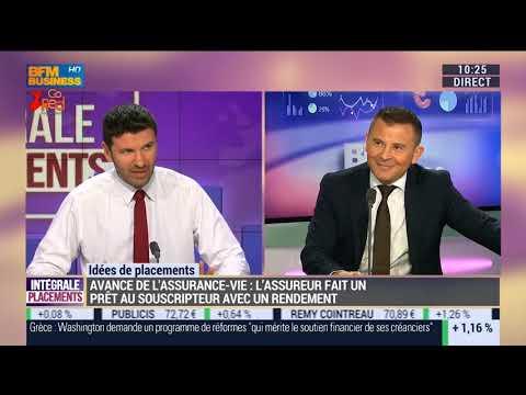 BFM BUSINESS TV   ASSURANCE VIE, LES ÉCLAIRAGES D'OLIVIER ROZENFELD