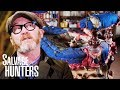 This Totally Wrecked Settee Desperately Needs A Complete Makeover | Salvage Hunters: The Restorers