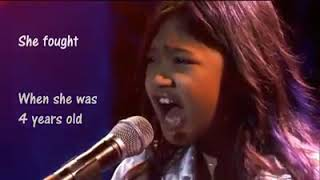 """Angelica Hale  the  """" Angel Divas """" collections"""