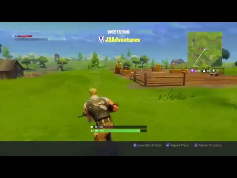 Fortnite lonely till freinds come